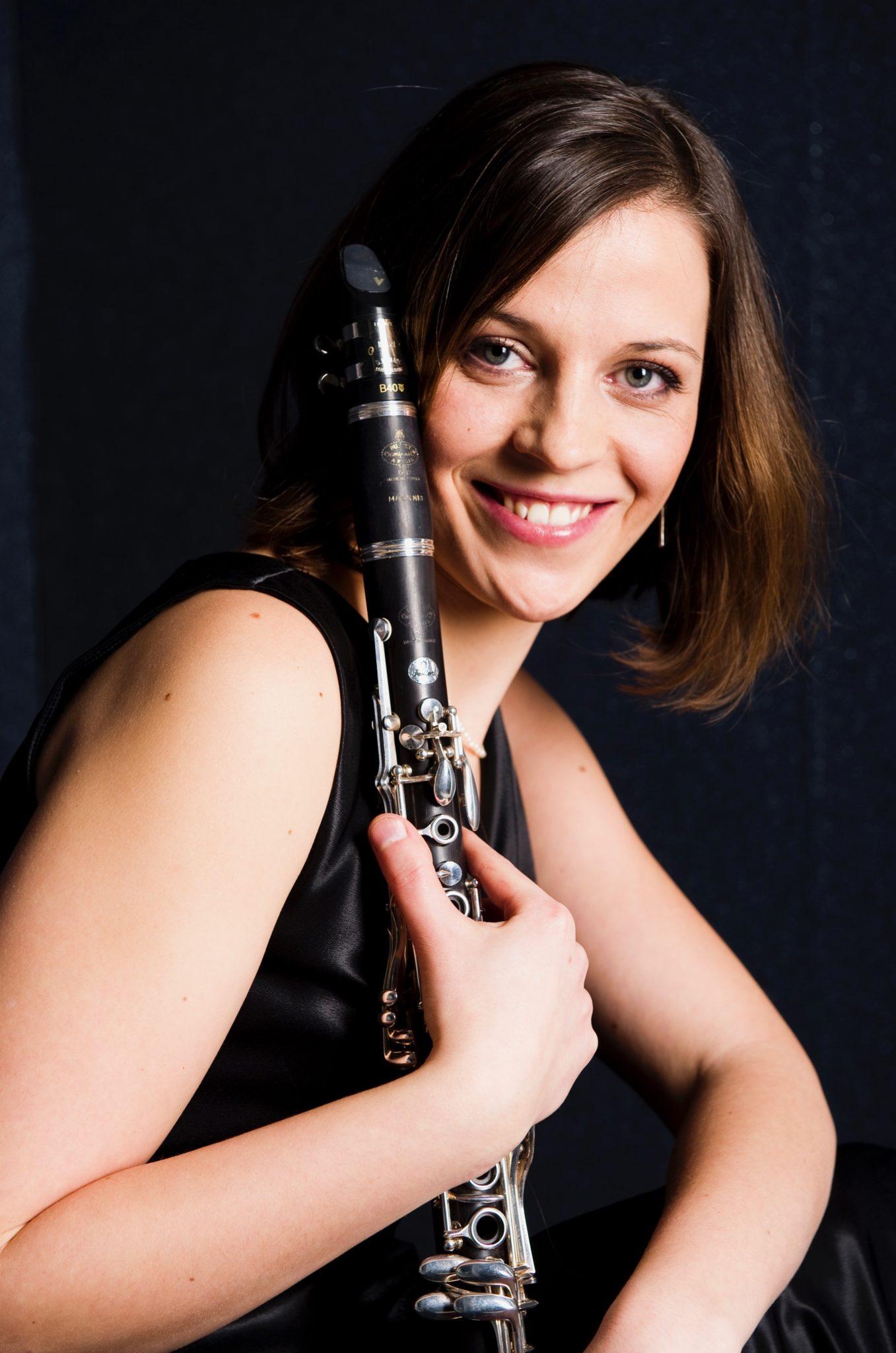 Jasmin Haag Klarinette